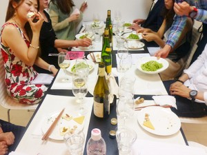 美味しいワインと食事が融合すると・・・