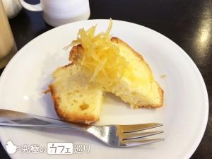 マッジョーレ レモンケーキ
